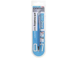 Vulpotlood Pentel Orenz 0.7mm blauw