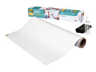 Whiteboardfolie 3M Post-it Flex Write Surface 60,9x91,4cm wit