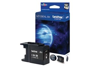 Inkcartridge Brother LC-1280XLBK zwart HC