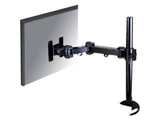 """Monitorarm Neomounts D960G 10-30"""" op voet zwart"""