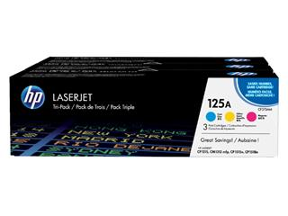 TONERCARTRIDGE HP 125A CF373AM 1.4K KLEUR