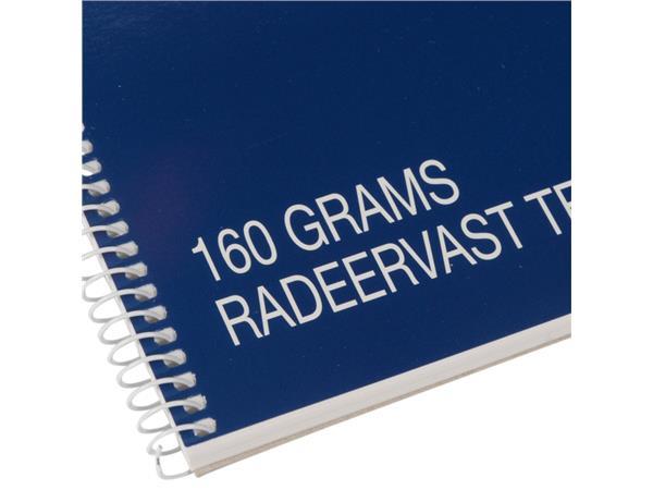 Schetsboek Papyrus 240x320mm 160gr 24vel