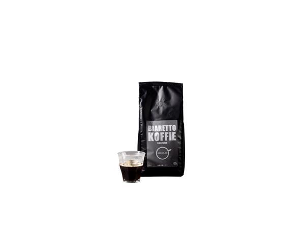 Koffie Biaretto snelfiltermaling regular 1000 gram