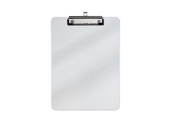 Klembord MAUL A4 staand transparant