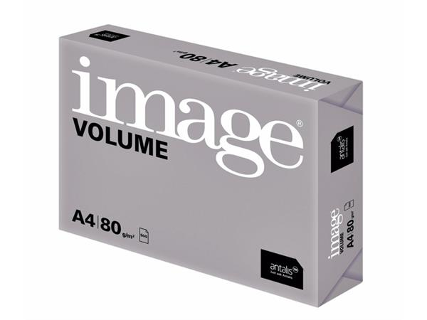 KOPIEERPAPIER IMAGE VOLUME A4 80GR WIT