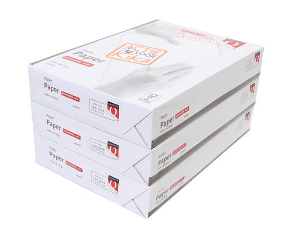 Kopieerpapier Quantore Economy A4 80gr wit 500vel
