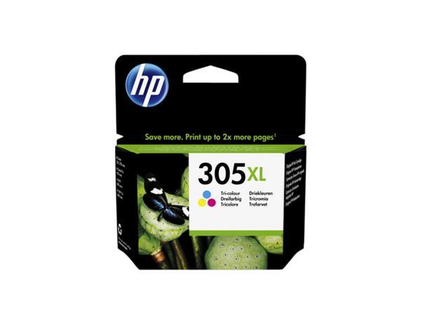 Inktcartridge HP 3YM63AE 305XL 3 kleuren