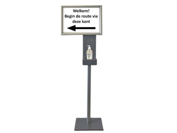 Dispenser standaard Blinc met A3 kliklijst