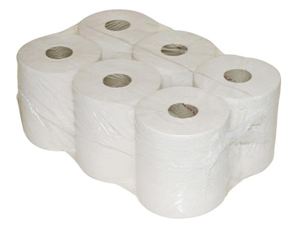 Toiletpapier Euro mini jumbo 2-laags 180m 12rol