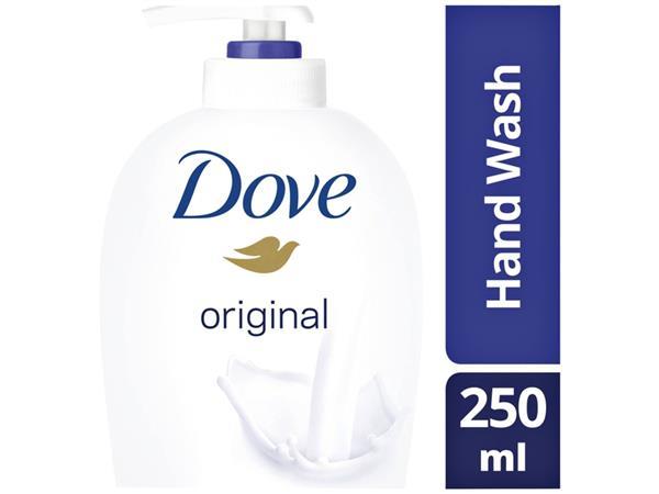 Handzeep Dove Beauty Cream Wash 250ml met pomp