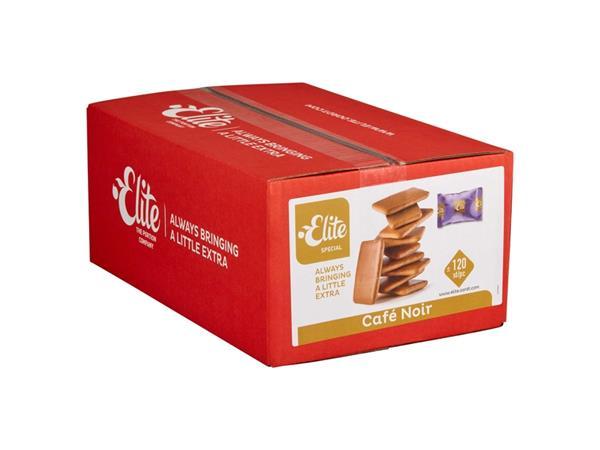 Koekjes Elite Café Noir 120 stuks