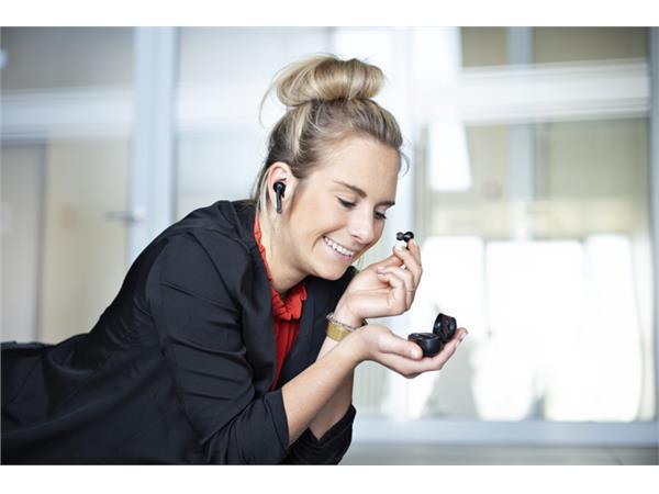 Bluetooth oordopjes Hama Style zwart
