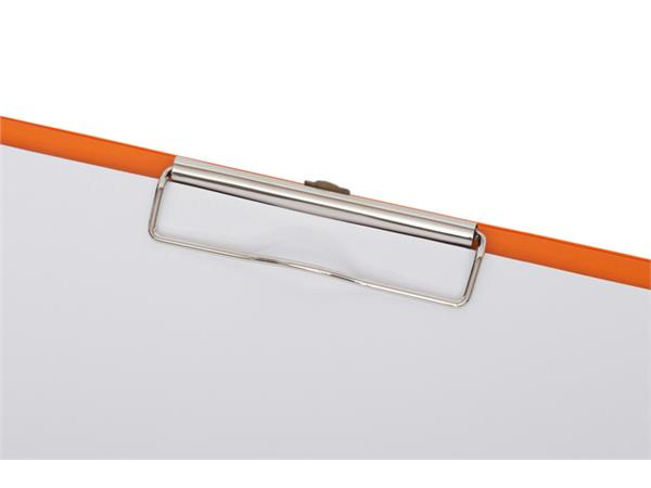 Klembord MAUL A4 staand neon oranje