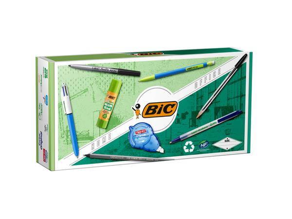 Schrijfset Bic Office Eco-kit