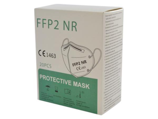 Mondmasker FFP2 5 laags