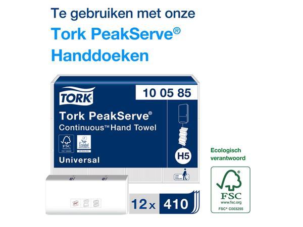 DISPENSER TORK PC MINI 552550 HANDDOEK WIT