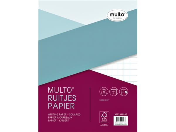INTERIEUR MULTO 17R RUIT 10MM 80GR 50V