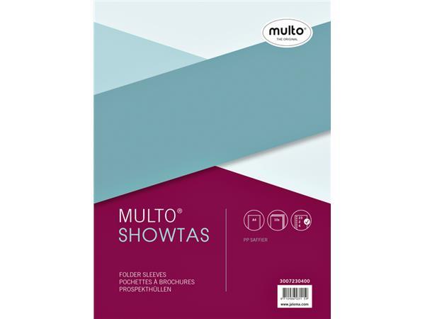 SHOWTAS MULTO A4 23R PP 0.08MM NERF