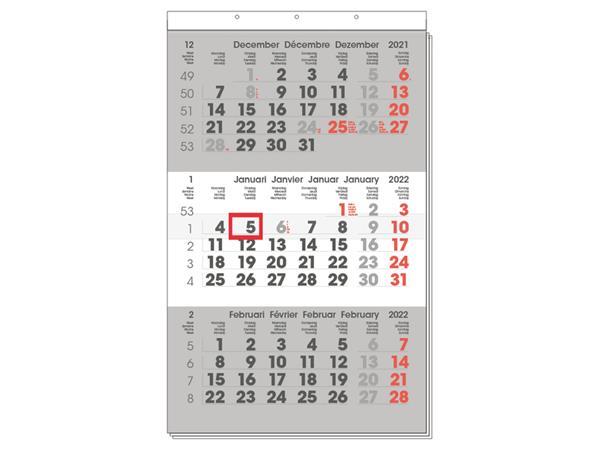 3-MAANDSKALENDER 2021 MANAGER MEERTALIG