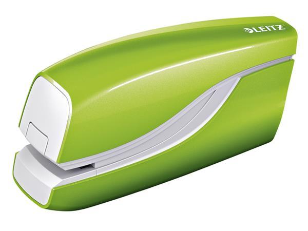 Nietmachine Leitz WOW NeXXt elektrisch 10vel E1 groen