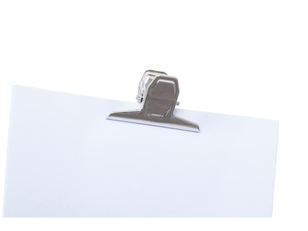 Papierklem MAUL Pro 75mm capaciteit 20mm