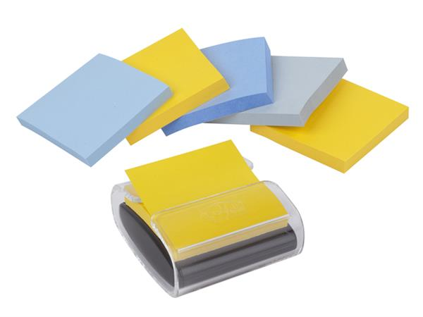 Memoblok 3M Post-it Z-notes R330 Super Sticky 76x76mm New York