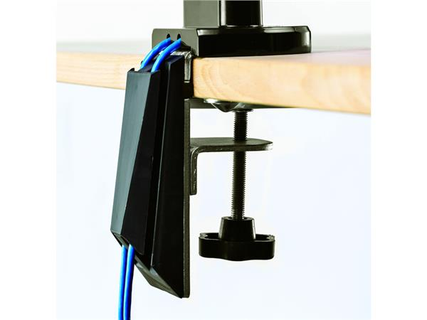 Monitorarm Fellowes Platinum Series driedubbel horizontaal