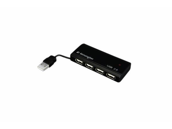 Hub Kensington USB 2.0 4-poorts