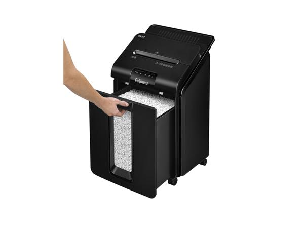 Papiervernietiger Fellowes Automax 100M snippers 4x10mm