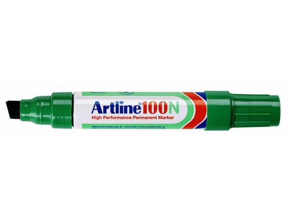 VILTSTIFT ARTLINE 100 SCHUIN 7.5-12MM GROEN