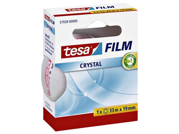 PLAKBAND TESA 57928 19MMX33M CLEAR