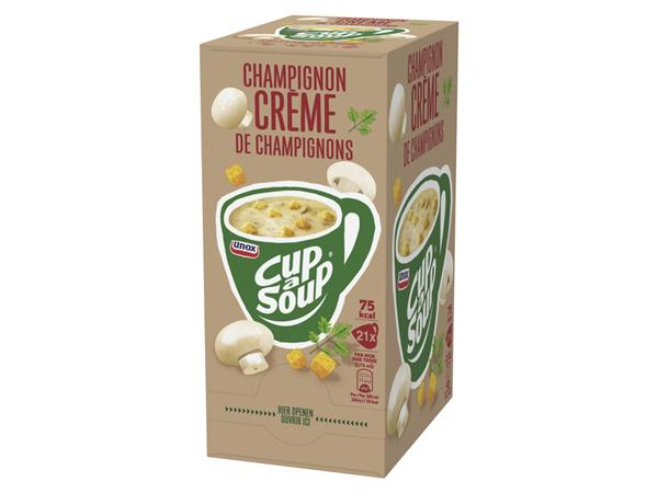 Cup-a-soup champignon cremesoep 21 zakjes