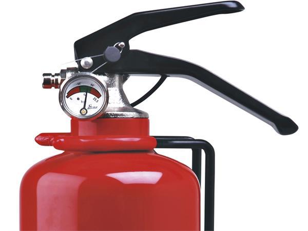 Brandblusser poeder 2kg