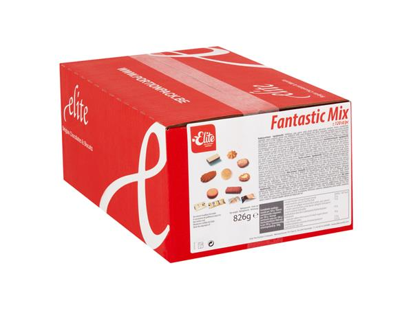 Koekjes Elite Fantastic koekjesmix 120 stuks