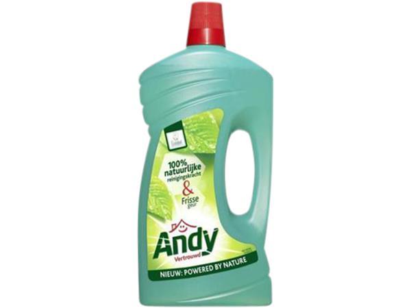 Allesreiniger Andy vertrouwd 1 liter