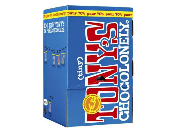 TONY'S CHOCOLONELY TINY PUUR 900GR