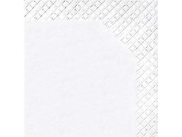ZAKDOEKJES SATINO BY WEPA 4-LAAGS 10x10 STUKS