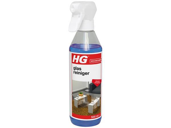 Glasreiniger HG en spiegels spray 500ml