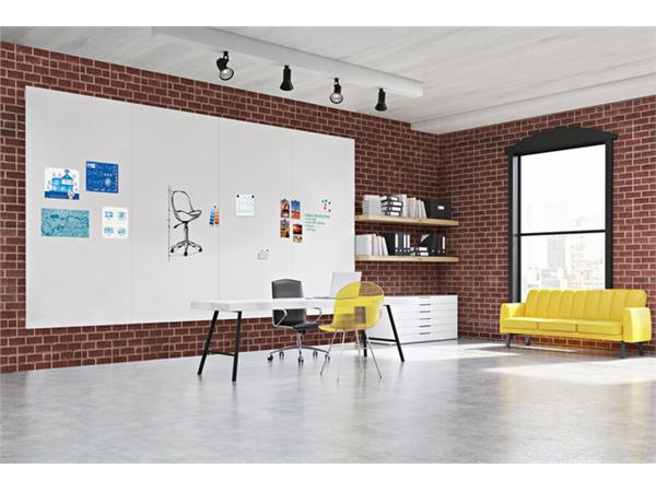 Whiteboard Legamaster Wall-Up 200x119.5cm