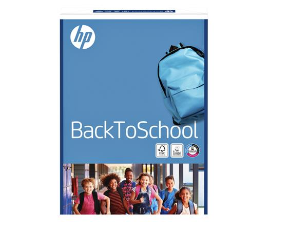 KOPIEERPAPIER HP BACK TO SCHOOL A4 80GR WIT