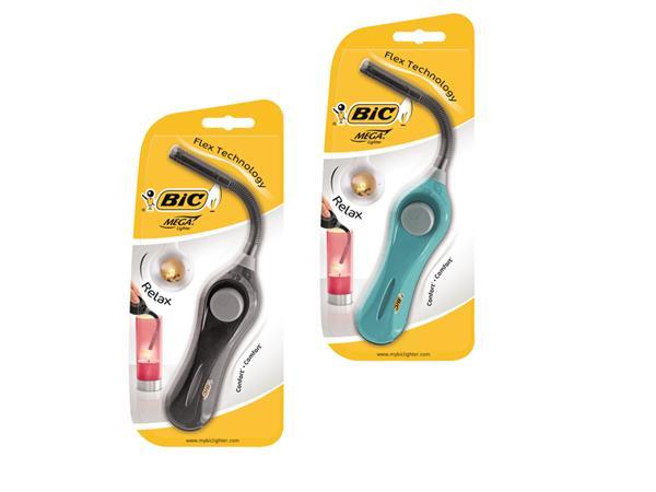 Aansteker BIC Megalighter U140 Flex assorti
