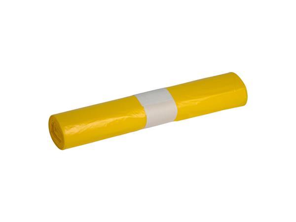 Afvalzak Powersterko T25 geel