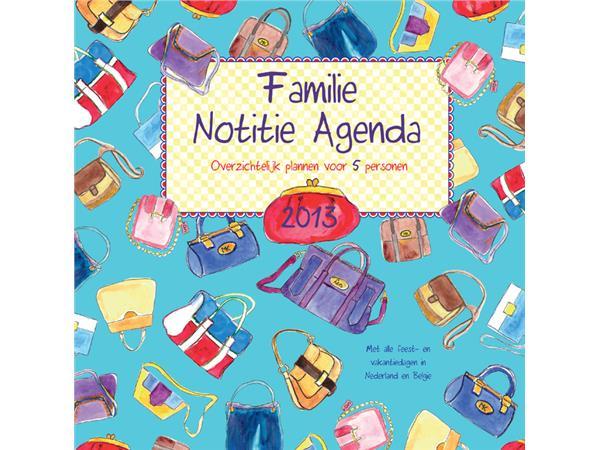 Agenda's, familieplanners en kalenders