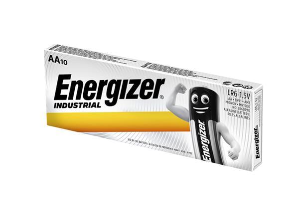 BATTERIJ+ENERGIZER+INDUSTRIAL+AA+ALKALINE
