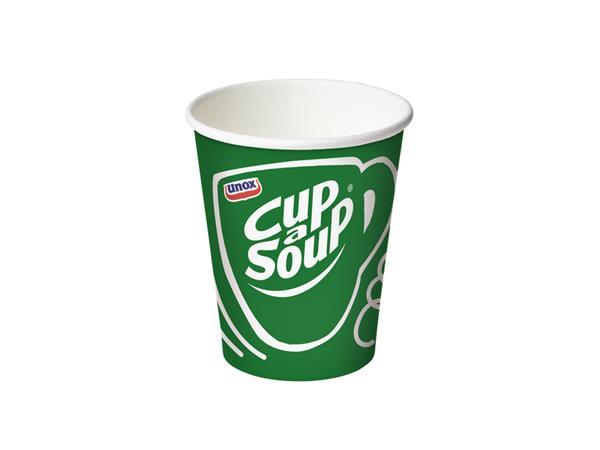CUP A SOUP BEKER FOAM 140ML