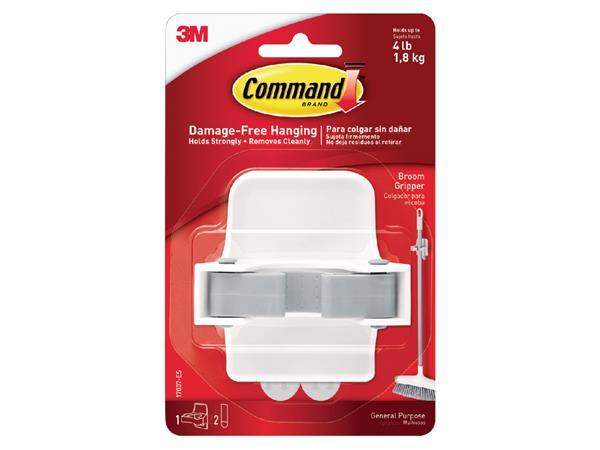 3m command besenhalter voor steele tot diameter 25 mm