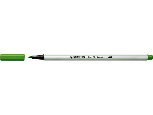 Brushstift STABILO Pen 568/33 lichtgroen