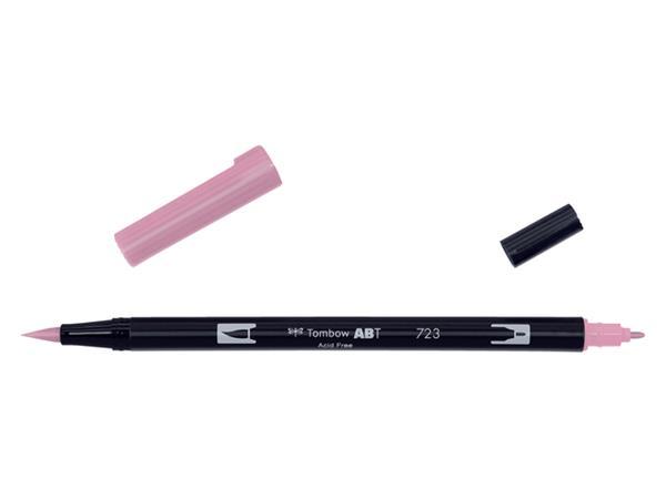 Brushstift Tombow ABT-723 Dual pink