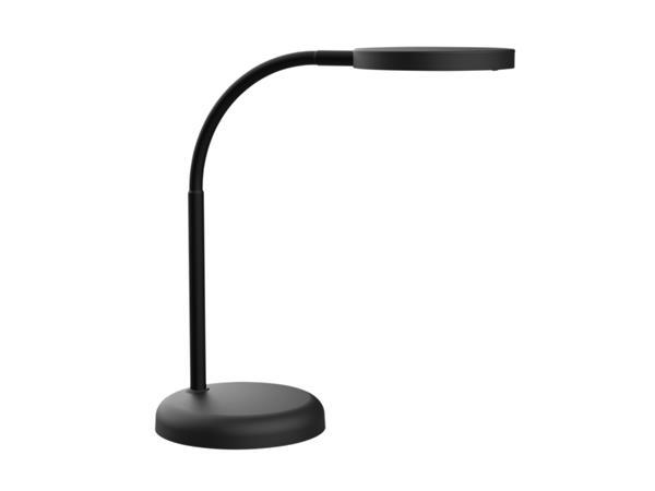 Bureaulamp+MAUL+Joy+LED+zwart