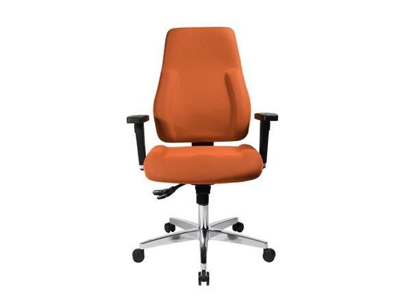 Bureaustoel+Topstar+Point+91+oranje